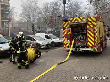 Loire : un incendie criminel vise la mairie de La Ricamarie - Radio Scoop