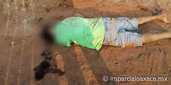 Aparece muerto en Puerto Escondido - El Imparcial de Oaxaca