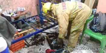 Se incendia casa en Puerto Escondido - El Imparcial de Oaxaca