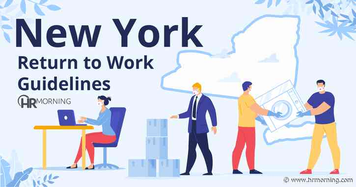 New York Return to Work Guidelines