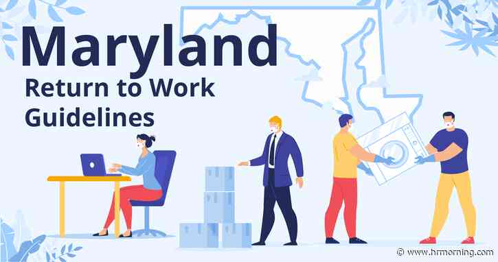 Maryland Return to Work Guidelines