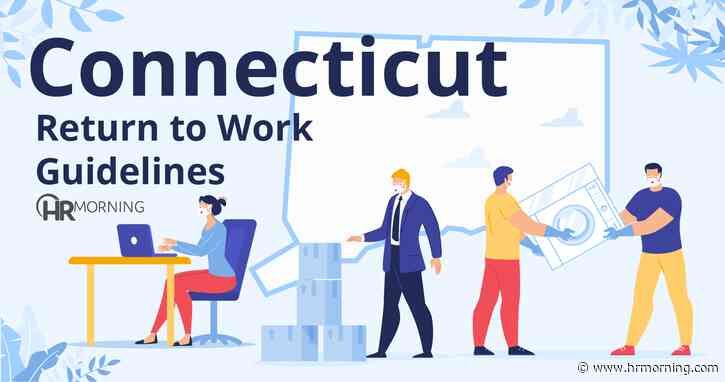 Connecticut Return to Work Guidelines