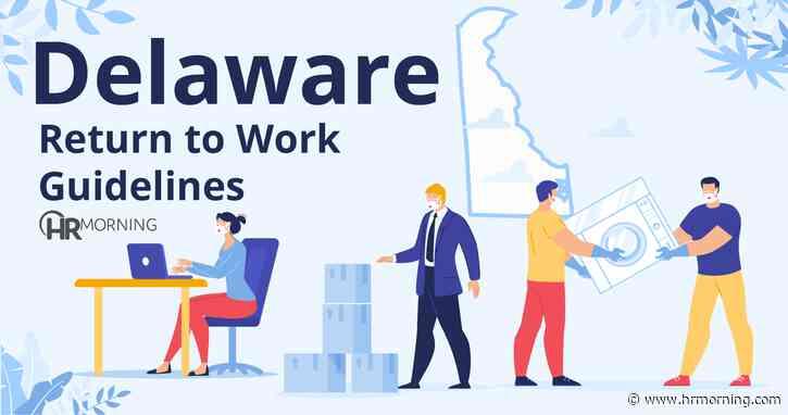 Delaware Return to Work Guidelines