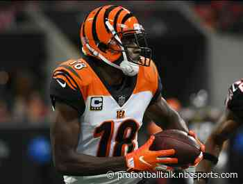 A.J. Green on contract status: Whatever happens is going to happen