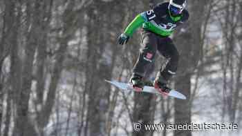 Snowboarder Schad beendet Karriere - Süddeutsche Zeitung