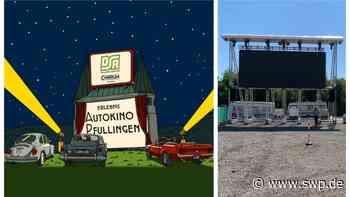Autokino Pfullingen: Ab dem 8. Mai Kinofilme und Künstler auf dem Gelände Arbach Nord - SWP