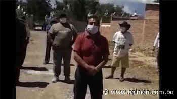 Grupo de vecinos de Punata pide cremar cuerpo de fallecido por COVID-19 - Opinión Bolivia