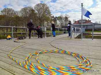 Munition geborgen: Strandbad Wandlitz eröffnet Badesaison - Berlin.de