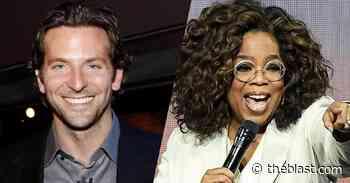 Oprah Winfrey Names Bradley Cooper Her Dream Quarantine Partner, 'No Disrespect To Stedman' - The Blast