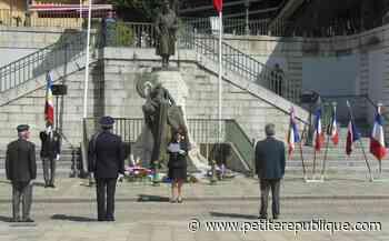 Commémoration du 8 mai 1945 à Saint-Gaudens : une cérémonie particulière - petiterepublique.com