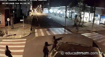 Educadora AM - Polícia usará imagens fornecidas pela Prefeitura de Ourinhos para localizar ladrões de banco - Educadora