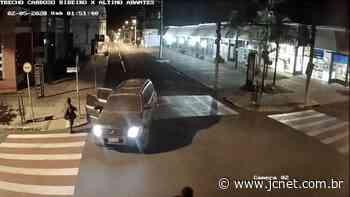Polícia analisa imagens para tentar prender quadrilha que atacou banco em Ourinhos - JCNET - Jornal da Cidade de Bauru