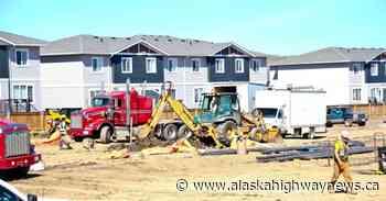 Construction begins at new Fort St. John Co-Op - Alaska Highway News