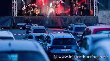 Auto-Konzert auf Flugplatz in Suhl-Goldlauter geplant - inSüdthüringen