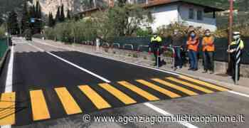 comune RIVA DEL GARDA (tn) * viabilità: « Sopralluogo conclusivo per le tre aree rialzate di mitigazione del traffico sulla direttrice via Fontanella - via Pasina - agenzia giornalistica opinione