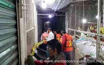 Realizan operativo en mercados de Jojutla - El Sol de Cuernavaca