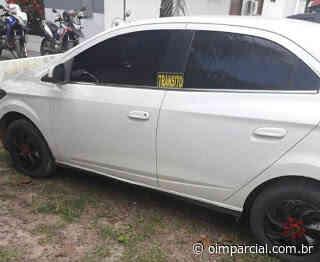 Carro com registro de roubo é recuperado em Chapadinha - O Imparcial