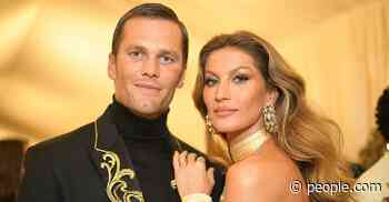 Tom Brady Says Gisele Bundchen 'Wasn't Satisfied with Our Marriage': I Had to 'Check Myself' - PEOPLE