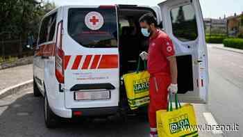 Croce Rossa, mille consegne di farmaci e cibo - L'Arena