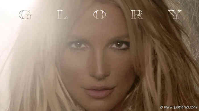 Britney Spears Surprises Fans With New 'Glory' Album Cover