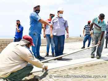 Reactivan los trabajos de la cinta costera de Cumaná - Últimas Noticias