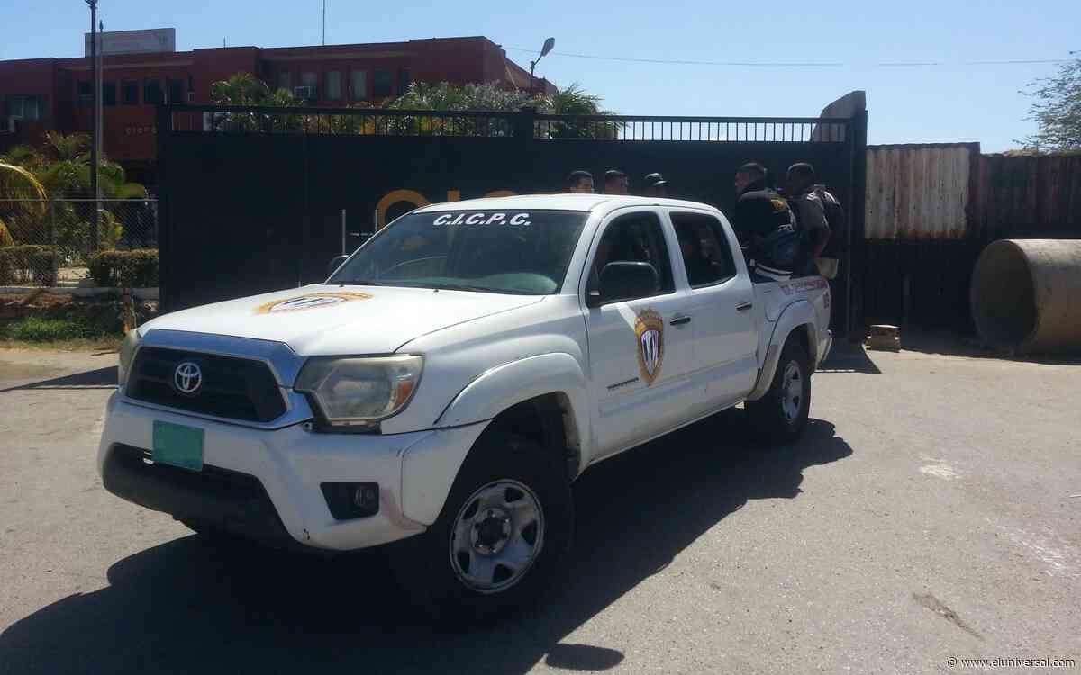 Joven es capturado por triple homicidio cometido en Cumaná - El Universal (Venezuela)