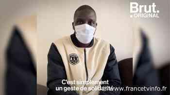 VIDEO. Dans la cité des 4000 à La Courneuve, il se bat pour annuler les loyers des résidents démunis - Franceinfo