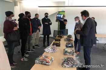 La Courneuve : sportifs et couturiers bénévoles s'unissent pour vous fournir des masques - Le Parisien