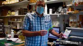 Covid-19. Près de Lillebonne, Autrecom fabrique des attaches pour masques afin de soulager les oreilles - Paris-Normandie