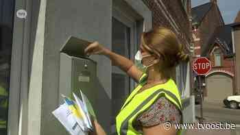 Coronavirus - Mondmaskers vallen bij inwoners van Zottegem, Herzele en Sint-Lievens-Houtem al in de bus - TV Oost