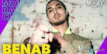 """BENAB : """"Dracarys"""", Sevran, son feat avec Maes, le chant, son prochain album.. - Mouv"""