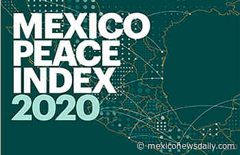 Mexico falls 4% on peace index due to surge in organized crime - Mexico News Daily