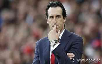 Unai Emery é hipótese para o Milan - A Bola