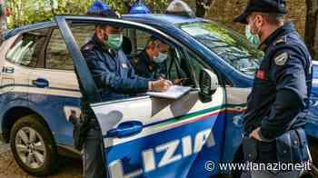 Da Sarzana a Lucca per trovare i nonni: al controllo della polizia scappa. Multato - LA NAZIONE