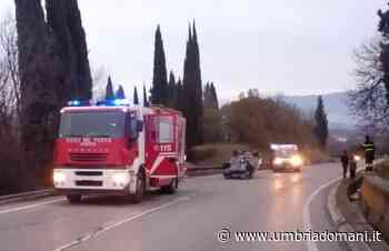 Corciano, incidente stradale a Solomeo: muore perugino di 64 anni. Grave un 40 enne. - Umbriadomani