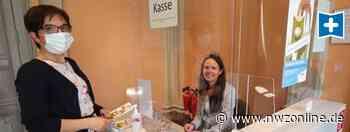 Kunst In Rastede: Im Palais ist Mundschutz für Besucher jetzt Pflicht - Nordwest-Zeitung