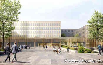 Hôpital Paris-Saclay, le CREM pour Eiffage - Moniteur