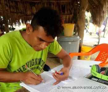Excombatientes de Colosó, Chalán y Morroa iniciaron estudios en línea - El Universal - Colombia