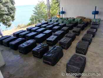Millonario decomiso de droga en Punta Burica – En Segundos Panamá - En Segundos