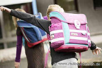 Schulbeginn für die Viertklässler: Bitte in Rietberg mit Rad oder zu Fuß zur Schule - Radio Gütersloh