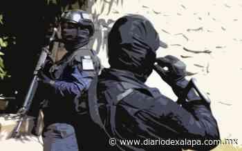 En retén, detienen al tesorero de Sayula de Alemán armado y con fuerte suma de dinero - Diario de Xalapa