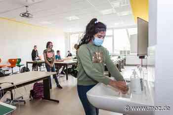 Corona-Krise: Der neue Alltag an den Schulen in Frankfurt (Oder) - Märkische Onlinezeitung