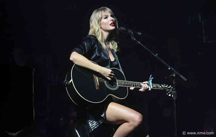Taylor Swift announces new 'City of Lover Concert' live film