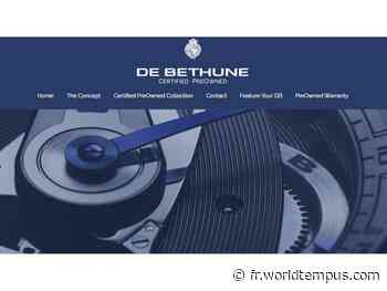 De Bethune - Site officiel « De Bethune Certified Pre-Owned watches » - Enchères et Montres anciennes - WorldTempus