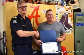 Teacher honoured for action in fatal Bamfield bus crash – Victoria News - Victoria News