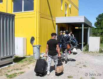 Eggenstein-Leopoldshafen: Mehr Platz für Flüchtlinge in Corona-Zeiten - BNN - Badische Neueste Nachrichten
