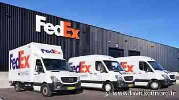 Débrayages sur les deux sites de FedEX, à Lesquin - La Voix du Nord