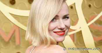 The dress of the romantic inspiration of Naomi Watts on the red carpet - Matzav Review