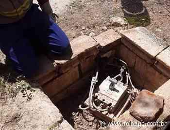 Fábricas de gesso de Araripina são flagradas furtando energia elétrica - Folha de Pernambuco