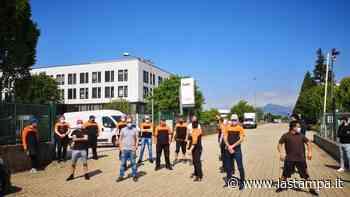 Orbassano, in sciopero i corrieri Tnt -FedEx rimasti senza cassa integrazione - La Stampa